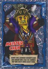 Lego Ninjago Serie 1 - # 171 Spezial - Meister Chen - Mint (Boosterfrisch)