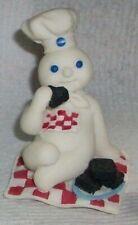 The Danbury Mint Perpetual Calendar 1997 Pillsbury Doughboy Month May Brownies