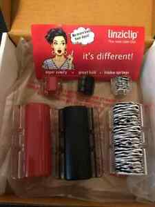 Linziclip Set Of 6 Claw Hair Clips