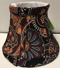 Retired Rare Vera Bradley Kensington Mini Lamp Shade