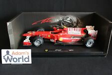 Hot Wheels Elite Ferrari F10 2010 1:18 #8 Fernando Alonso (ESP) Bahrain (PJBB)