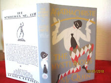Agatha Christie THE MYSTERIOUS MR QUIN 2014 HCDJ  hardcover with jacket