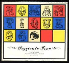 Resultado de imagen para pizzicato five Romantique 96 (1995, reissued in 2000, 2006)