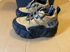 Vetements X Swear Nubuck Platform Sneakers US 5.5 Eur 38 Authentic