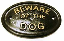 Plaques, panneaux et enseignes chiens pour la décoration intérieure de la maison