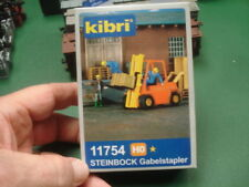 Kibri forklift kit 11754 1/87 Ho scale model train railroad