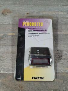 Pro Tach 25140 Electronic Pedometer Ultra-light Clip-on Unit NEW