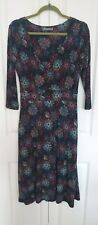 Lily And Me Stretch Jersey Dress Size 10