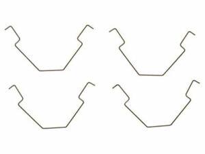 For 1992-1994 Acura Vigor Disc Brake Pad Drag Reduction Clip Raybestos 13819QM