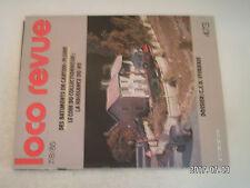 **aa Loco Revue n°473 Mallet 030 + 030 / Les 150 ans de la SNCB