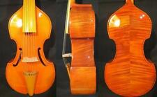 "Hand made gamba SONG Brand Maestro 6 string 14 7/8"" Trebles viola da gamba #9500"