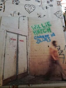 LP 33 Willie Hutch Concert in blues 1976