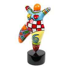 Molly Figur groß - Hommage an Niki de Saint Phalle - Nana Dolly dicke Frau 20464