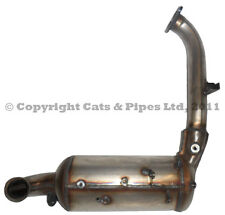 Ford Focus-Volvo C30-S40-V50Exhaust Diesel Particulate Filter DPF & Cat Combined
