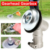 Gearhead Gear box 30mm For Strimmer Trimmer Brush Cutter Lawnmower Tool 9 Spline