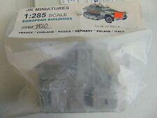 JR MINIATURES 1:285 SCALE EUROPEAN BUILDINGS ITEM#1420 NEW gm580