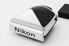 [Near MINT] Nikon F2 Eye Level Prism Finder DE-1 DE 1 SILVER From Japan #235