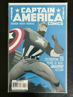 CAPTAIN AMERICA COMICS 70TH ANNIVERSARY SPECIAL #1B MARVEL 2009 NM VARIANT