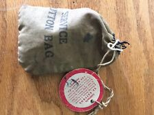 US army Button Holder Container. From The 50's.  1956