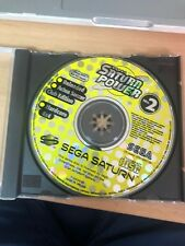 SEGA SATURN POWER NO 2 DEMO DISC MAGAZINE DEMO RELOADED