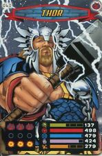 Spiderman Heroes And Villains Card #060 Thor