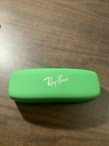 Lime Green Ray Ban Sunglasses Hard Case