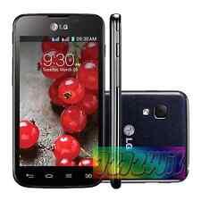 LG E455 Optimus L5 II Dual Black 3G 4GB 5MP SEALED Dual Sim Mobile Phone