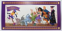 "1996 Walt Disney's Hunchback of Notre Dame 16"" X 8"" Lithograph Special Edition"