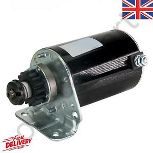 STARTER MOTOR TO FIT BRIGGS AND STRATTON FOR WESTWOOD RIDE ON LAWN MOWERS