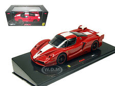 FERRARI ENZO FXX ELITE RED LTD 1/43 DIECAST MODEL CAR BY HOTWHEELS N5605