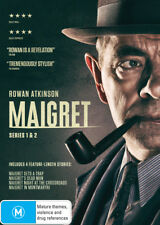 Maigret : Series 1-2 (DVD, 2018, 2-Disc Set)