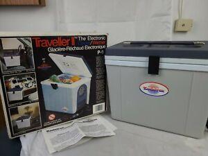Vintage Koolatron P9 12V Food Cooler/Warmer- Boat/RV/Auto 7 qt excellent