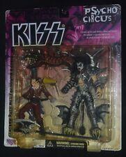 KISS PSYCHO CIRCUS Gene Simmons & Ring Master McFarlane Toys Action Figure Set