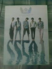 SS501 Five Men's Five Years in 2005-2009 3 DVDs 5 Kim Hyun Joong Heo Young Saeng