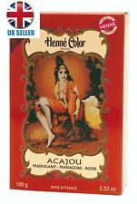 Henne Color Henna Powder Mahogany 100gm PACK OF 3