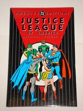 DC ARCHIVIO EDIZIONI JUSTICE LEAGUE OF AMERICA 8 JLA RILEGATO GN 1563899779