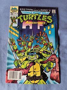 TMNT TEENAGE MUTANT NINJA TURTLES ADVENTURES  23 • NM • 1991 ARCHIE COMICS