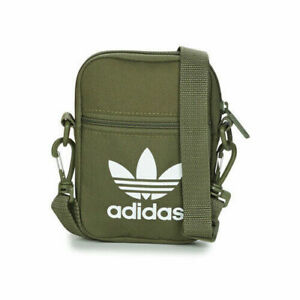Adidas Crossbody Festival Bag Green Pinsau Primegreen Sustainability GN5462
