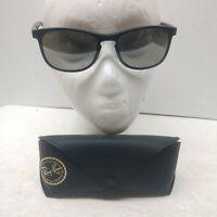 Ray-Ban RB4263 Chromance Lens Polarized Matte Black Sunglasses + Case