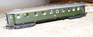 F25  Liliput 287  Schnellzugwagen 1./2 Klasse DB 33 296
