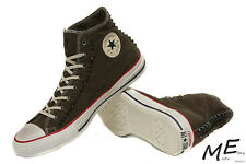 New Converse Studded Men Canvas Fashion Sneaker Boots Sz 10.5 (MSRP$110) 139915C