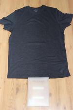 2x Mc Neal T-Shirt Sam Roundneck anthrazit melange/weiß Größe M