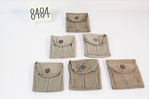 WWII M1 Carbine Butt Stock Ammo Pouch