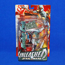 STAR WARS UNLEASHED BOBA FETT FIGURE & SARLACC CREATURE NEW FACTORY SEALED