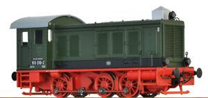 Brawa 41614 Diesellokomotive Baureihe 103 016-2 der DR Epoche IV Digital EXTRA