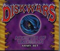 Diskwars Acolytes of Timorran Army Set Sealed Fantasy Flight Games