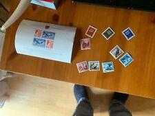Briefmarken Liechtenstein mit Falz/postfrisch