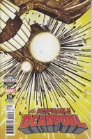 Despicable Deadpool #296 Deodato Mutant Variant Marvel Comic 1st Print 2018 NM