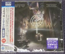 "TOTO ""XIV"" JAPAN BLU SPEC CD2 +1 BONUS TRACK JEWEL CASE *SEALED"""