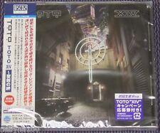 "TOTO ""XIV"" JAPAN BLU SPEC CD2 +1 BONUS TRACK JEWEL CASE *SEALED"""